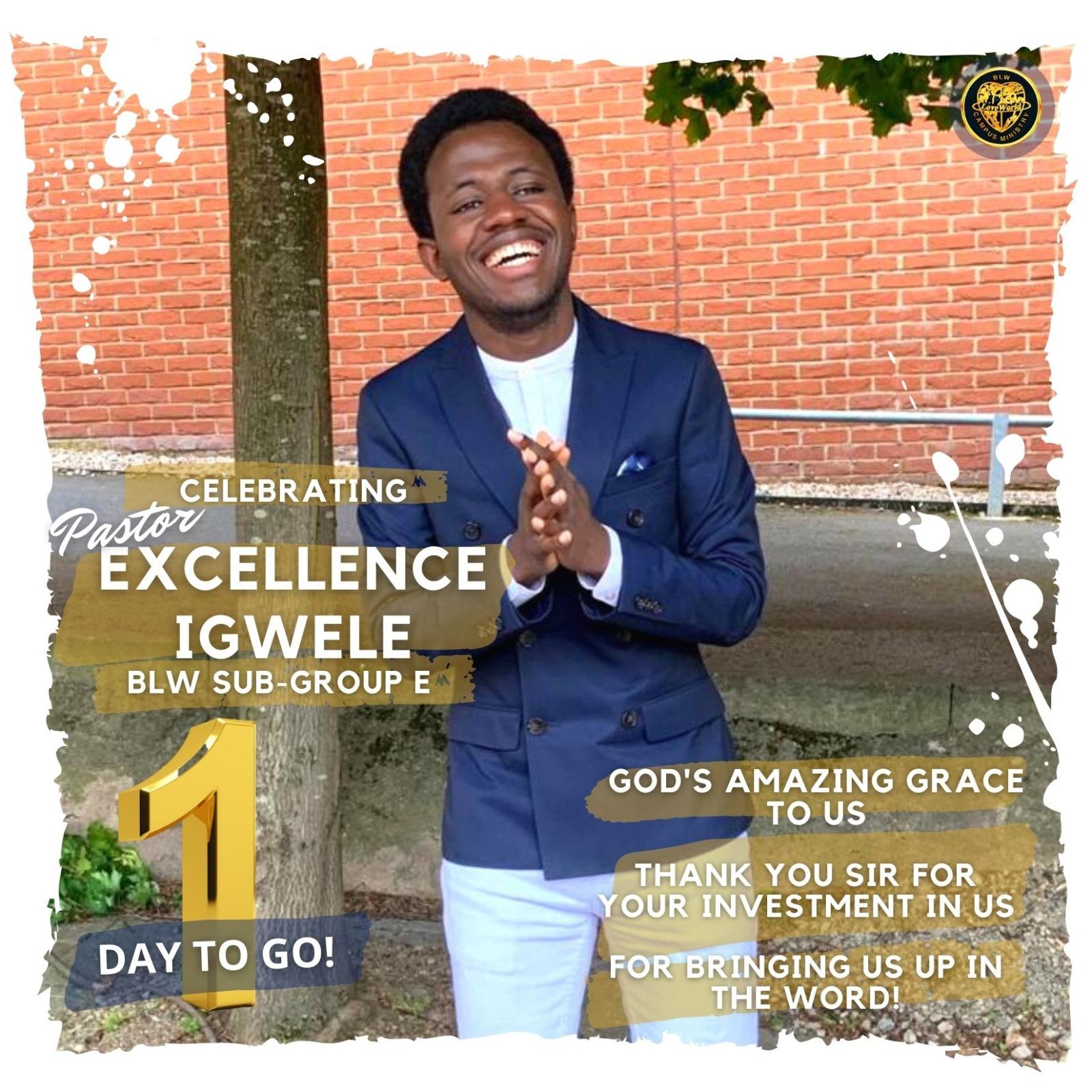 Glory!!! #7daysofdeepcelebration #celebratingGreat