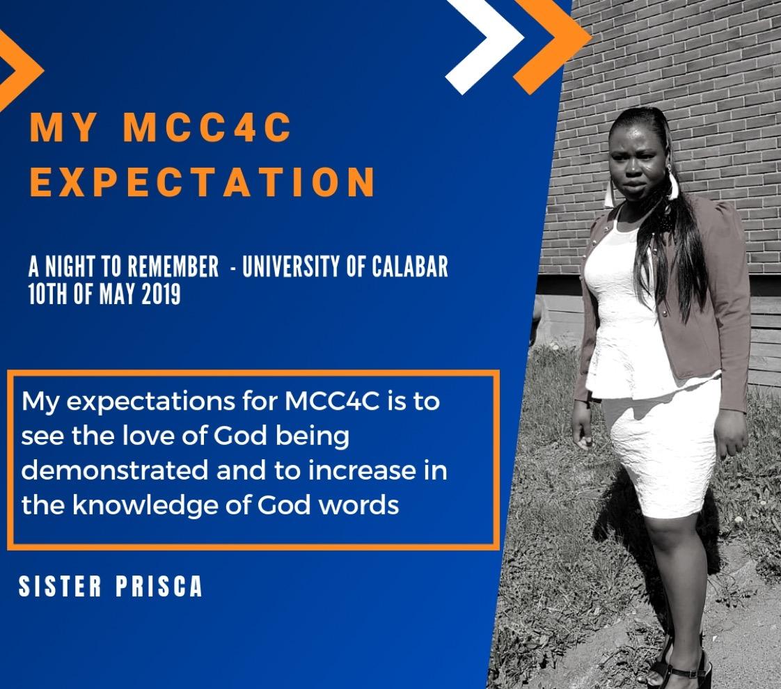 #MCC4C #MegaCampusCrusades #CampusMinistryRocks