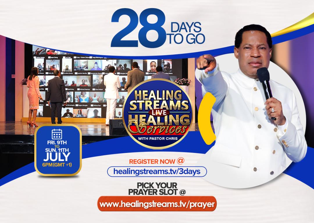 Register NOW @ www.healingstreams.tv/zone/HSPI #h