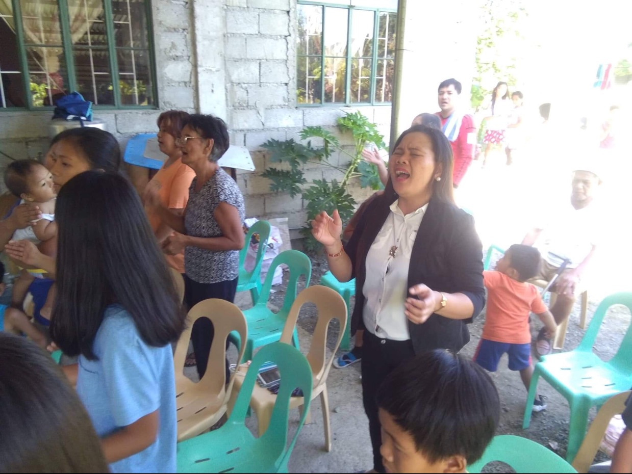 Reach out Philippines The year