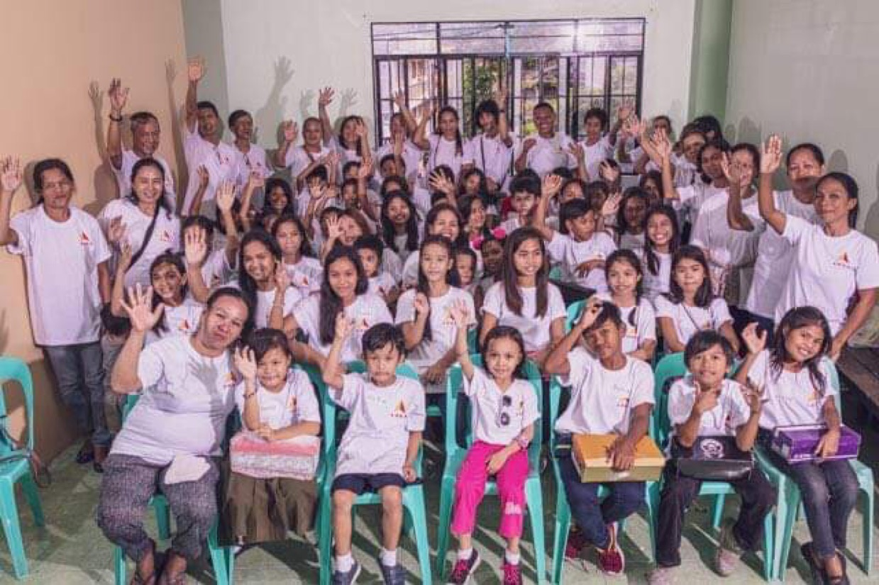 Reach out Philippines 2019 Ligaspi,