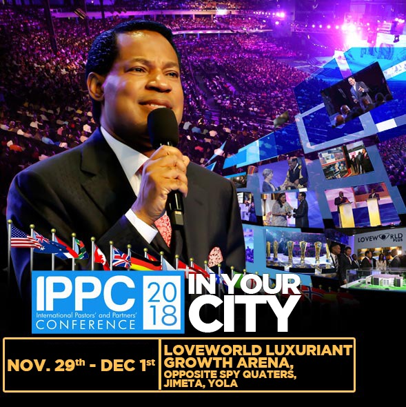 COUNT UP TO IPPC IN