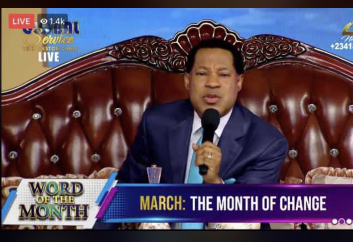 📣📣📣 March is The Month