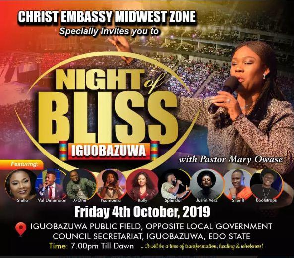 #NOBIguobazuwa #NOBIwithPMary #cemidwestzone