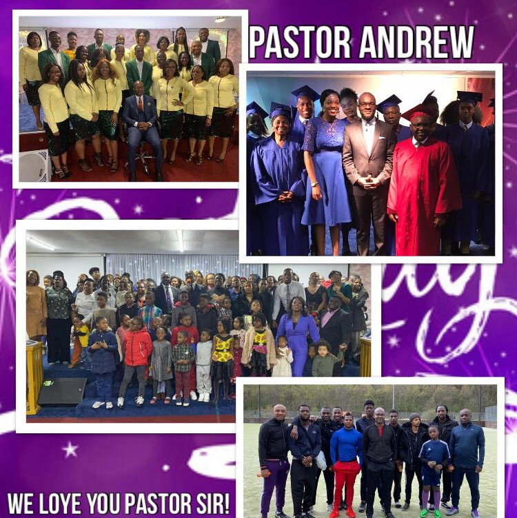 Happy birthday Pastor Sir Thank