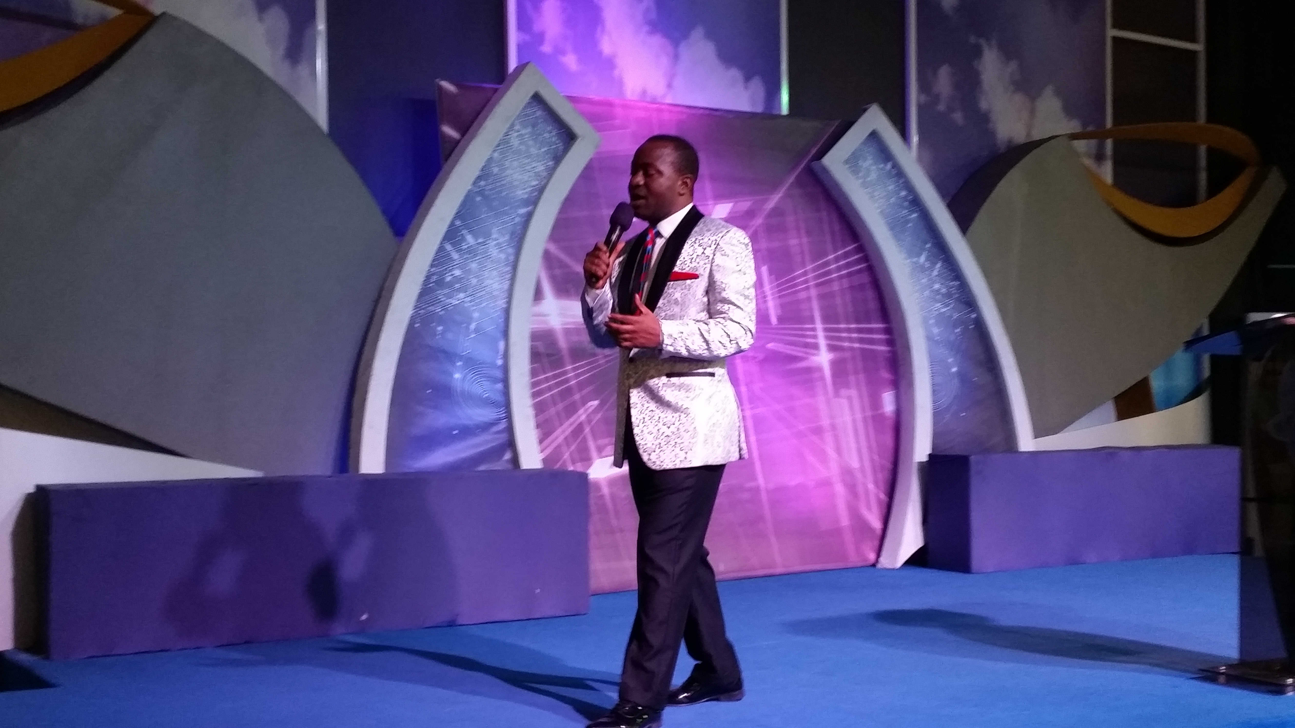 Pastor (Dr) Jide Owoyemi