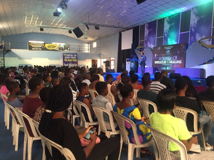 HAPPENING NOW!!! SUNDAY SERVICE with
