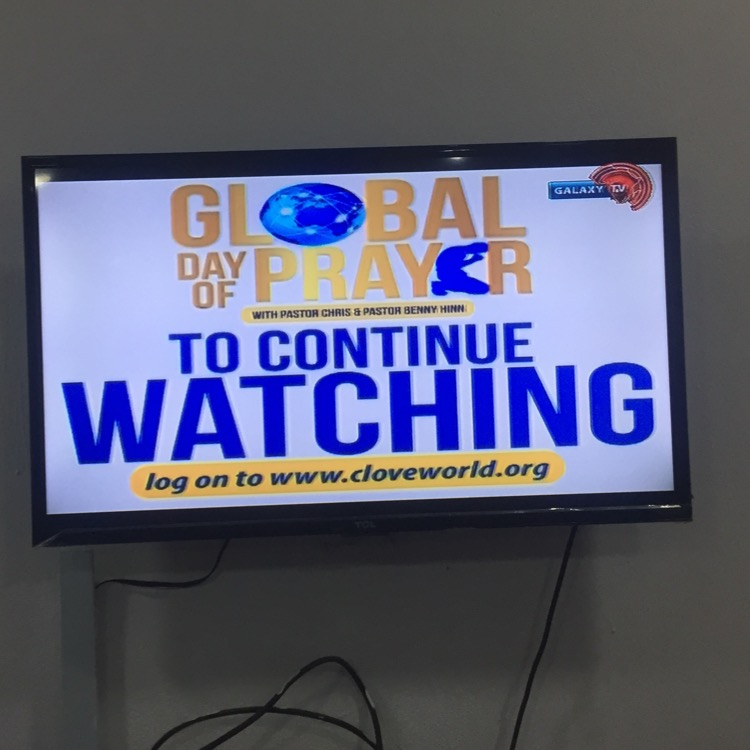 To keep watching the THE