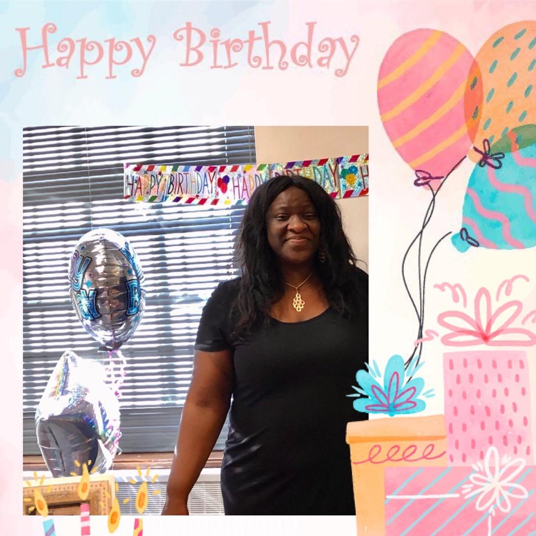 Happy Birthday Sister Catherine!! You