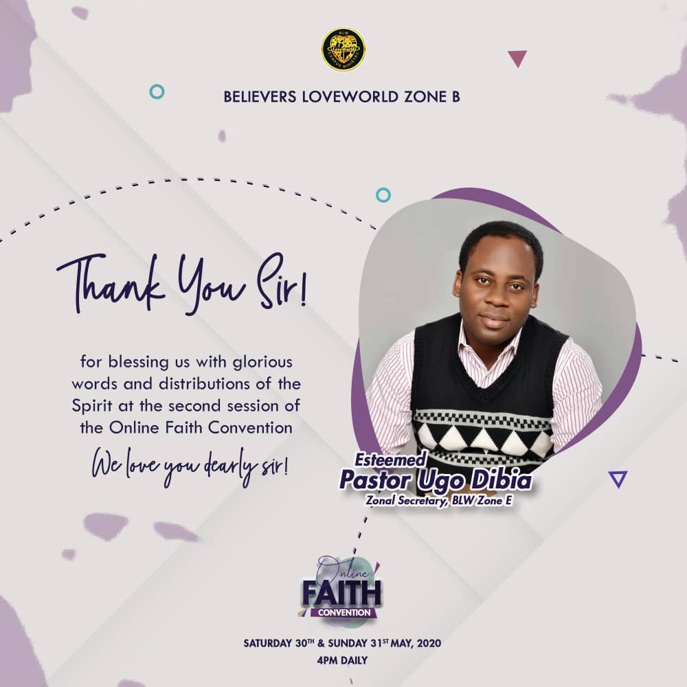 Thank you pastor sir for