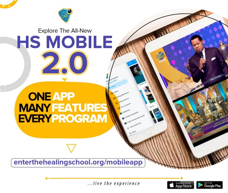 DOWNLOAD THE ALL-NEW HS MOBILE