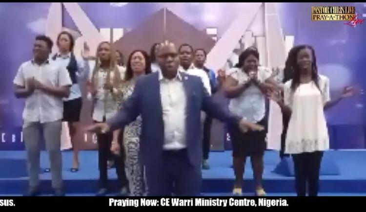 🙏🔊#Prayingnow We're praying fervidly in