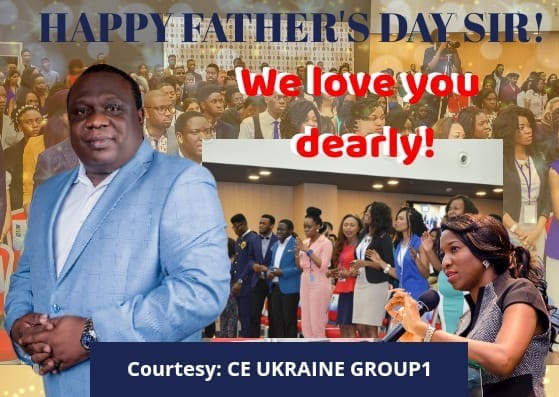 Happy Father's Day Sir We