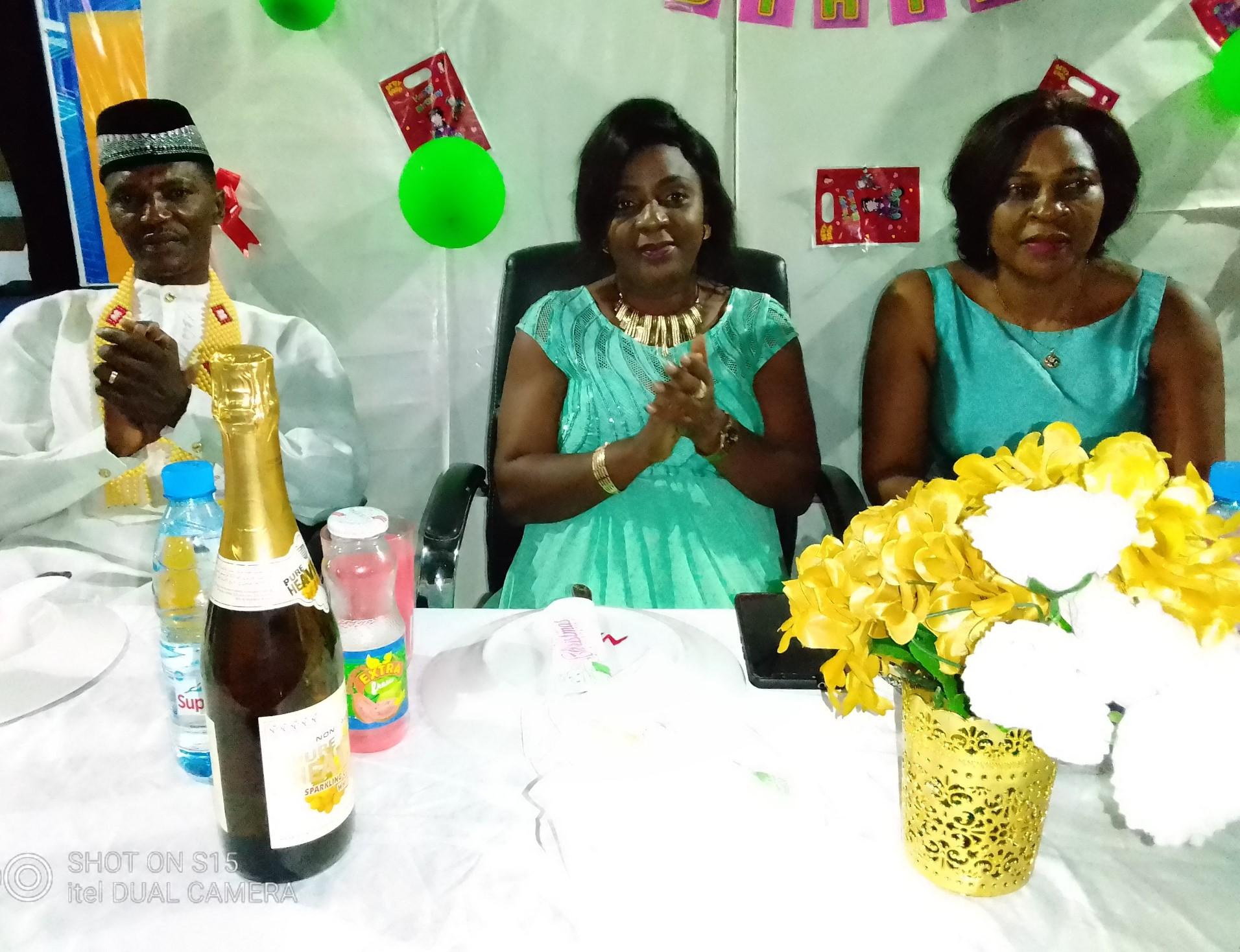 Celebrating our Group Pastor; Pastor