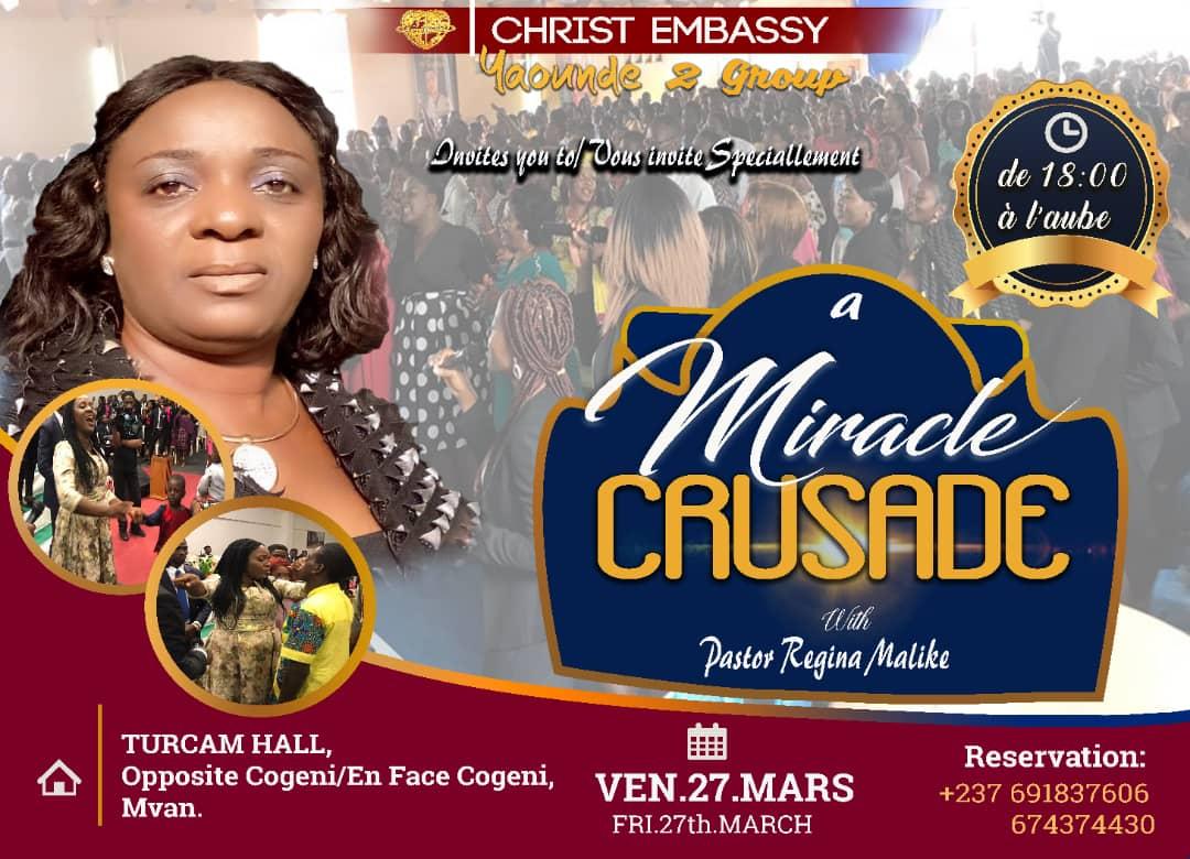 24 Days to Go!!! #miraclecrusade