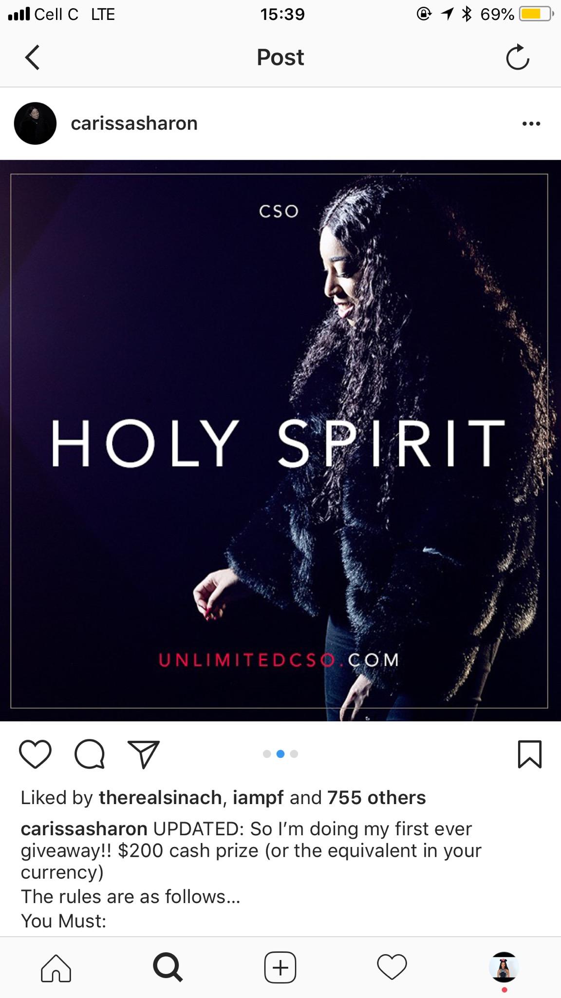 https://www.youtube.com/watch?v=OtJjdmFaNeQ #HOLY