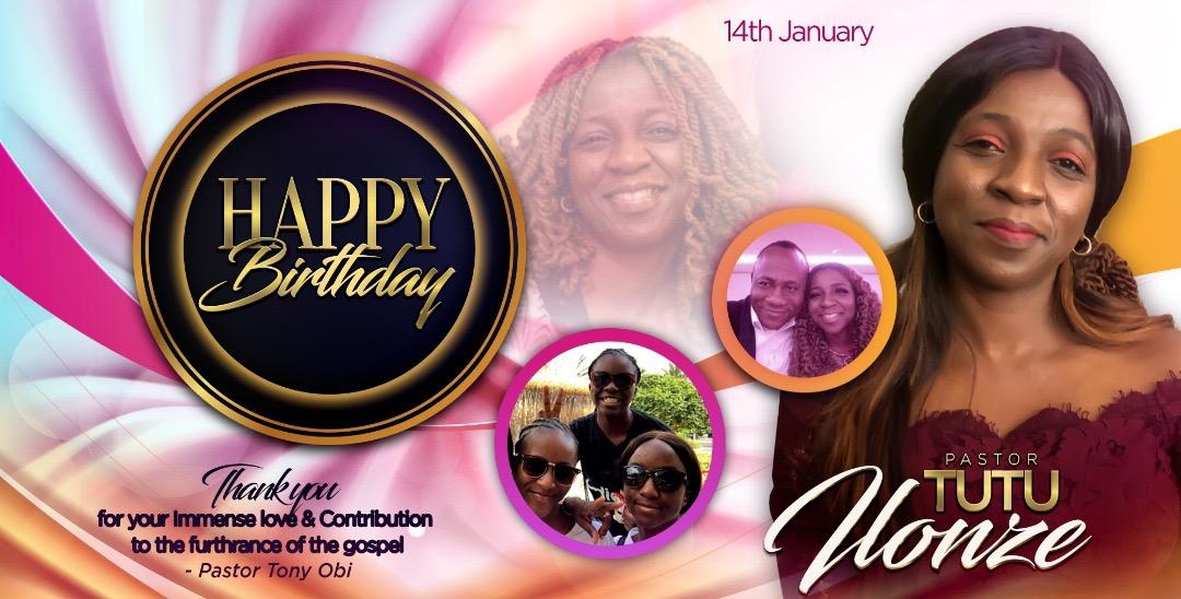 Still celebrating Pastor Tutu...... A