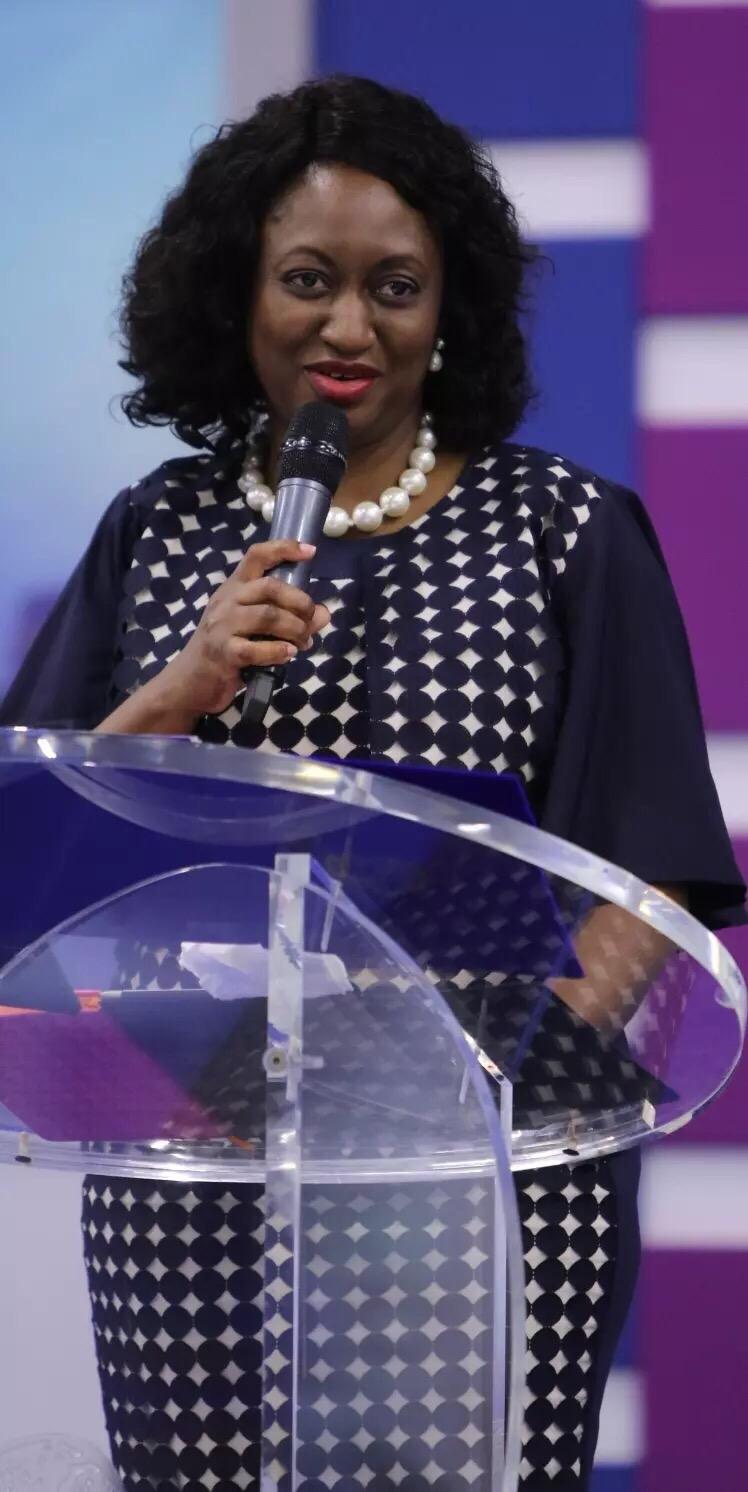 Happy birthday dear Pastor ma,