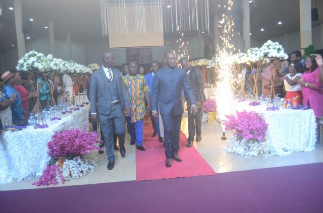 Happening now Celebrating My Pastor
