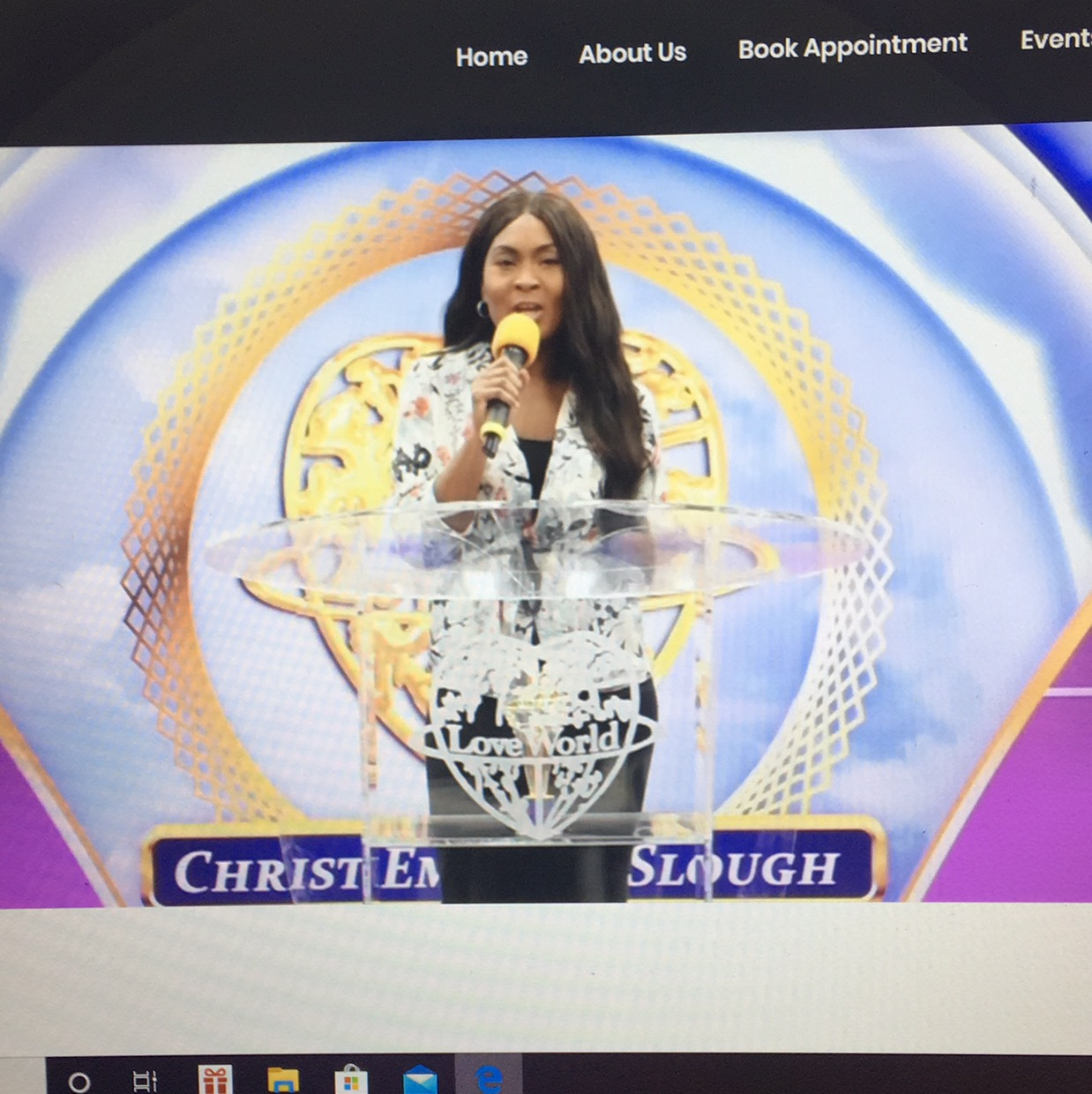 HAPPENING NOW!!!! Our Online Sunday