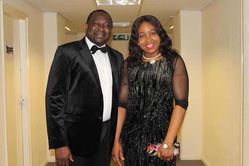 Happy Wedding Anniversary Pastor Godson