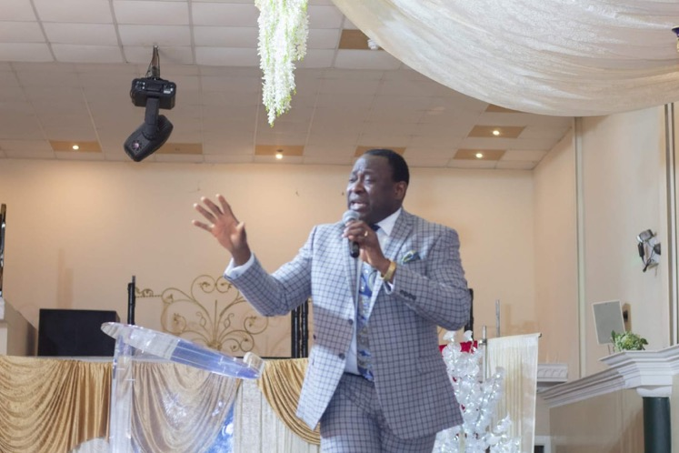 Celebrating a Great Personally Pastor