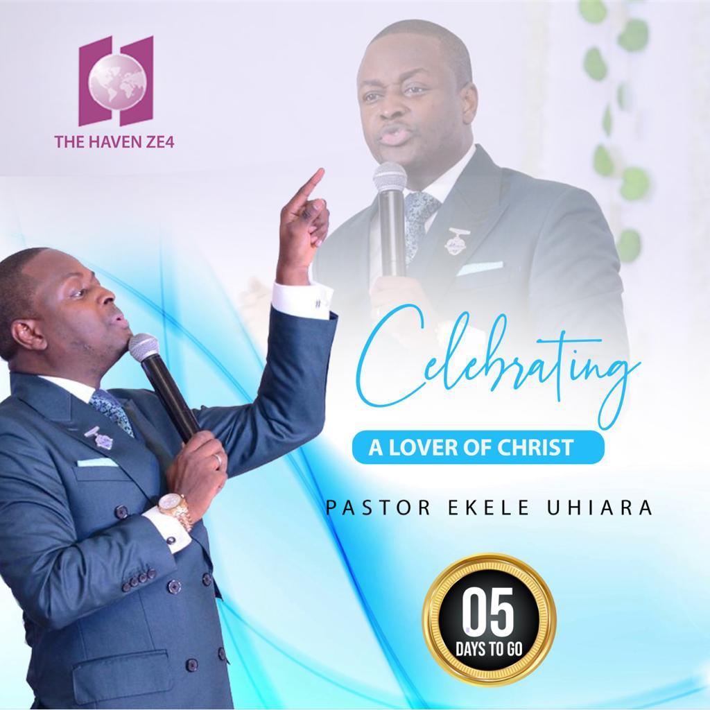 #PEU33 #PastorEkele #TheHavenNation #TheHavenZoneE