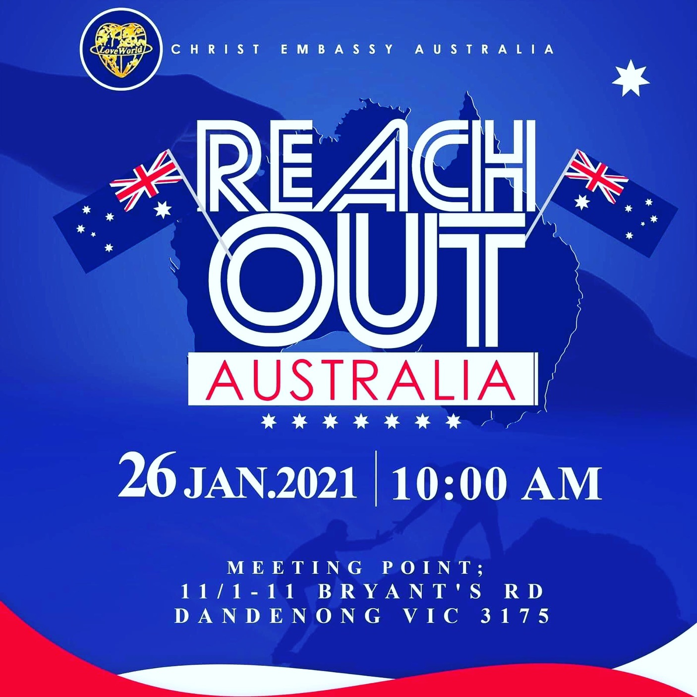 ✨REACH OUT AUSTRALIA-2021 IS HERE‼️🔥