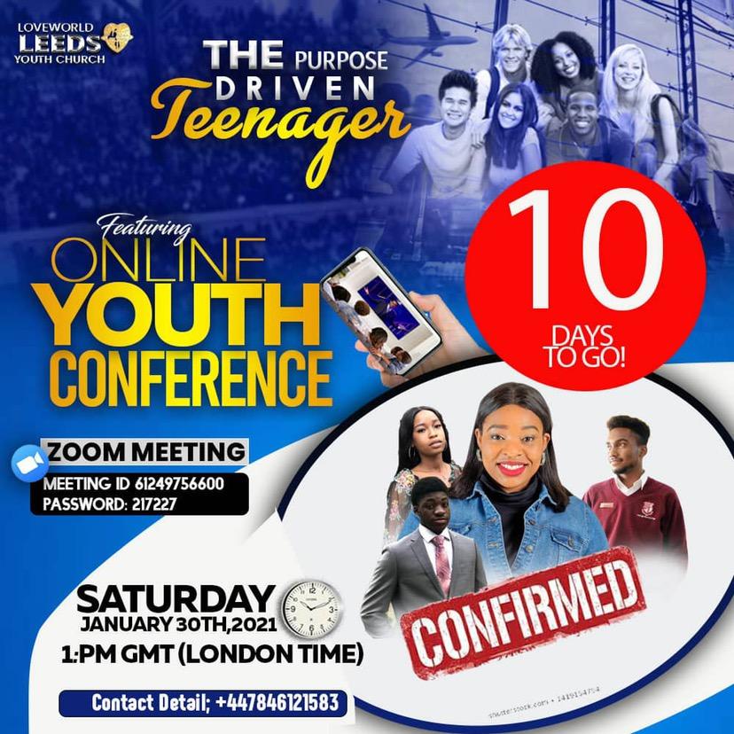 The gospel to teenagers according