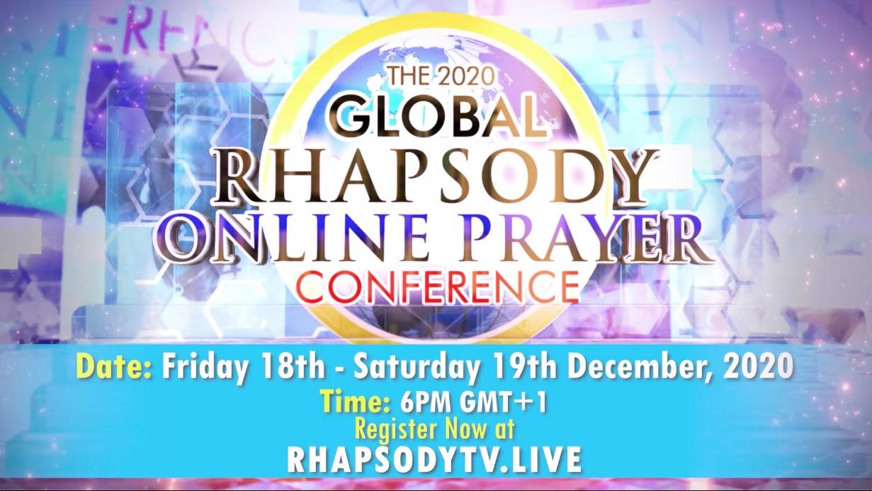 Rhapsody Online Prayer Conference |
