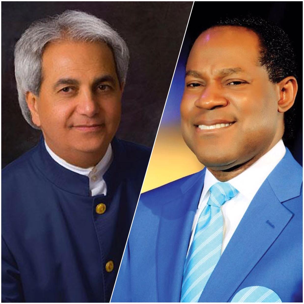 Join Pastor Chris Oyakhilome and
