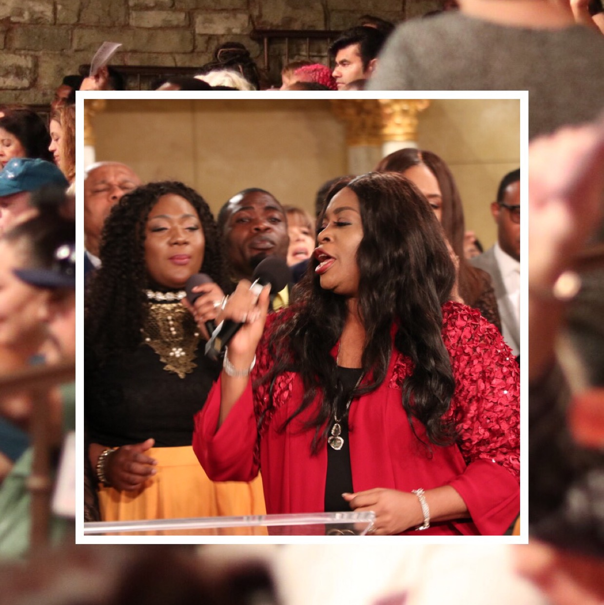 Sinach is here!!! -⠀ Join