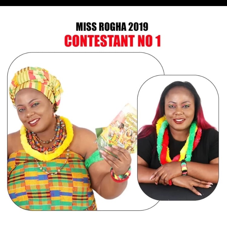 #FaceofROGHA #MissROGHA #Constestant1