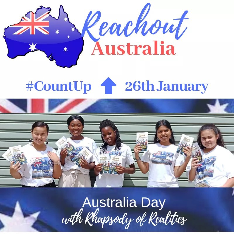 ReachOut Australia begins in 11