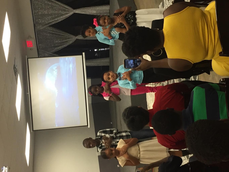 Children's ministration! #CETravis