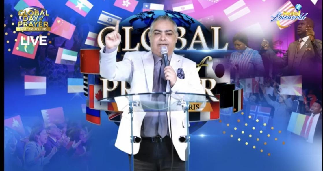 🌏STILL PRAYING: AT THE GLOBAL
