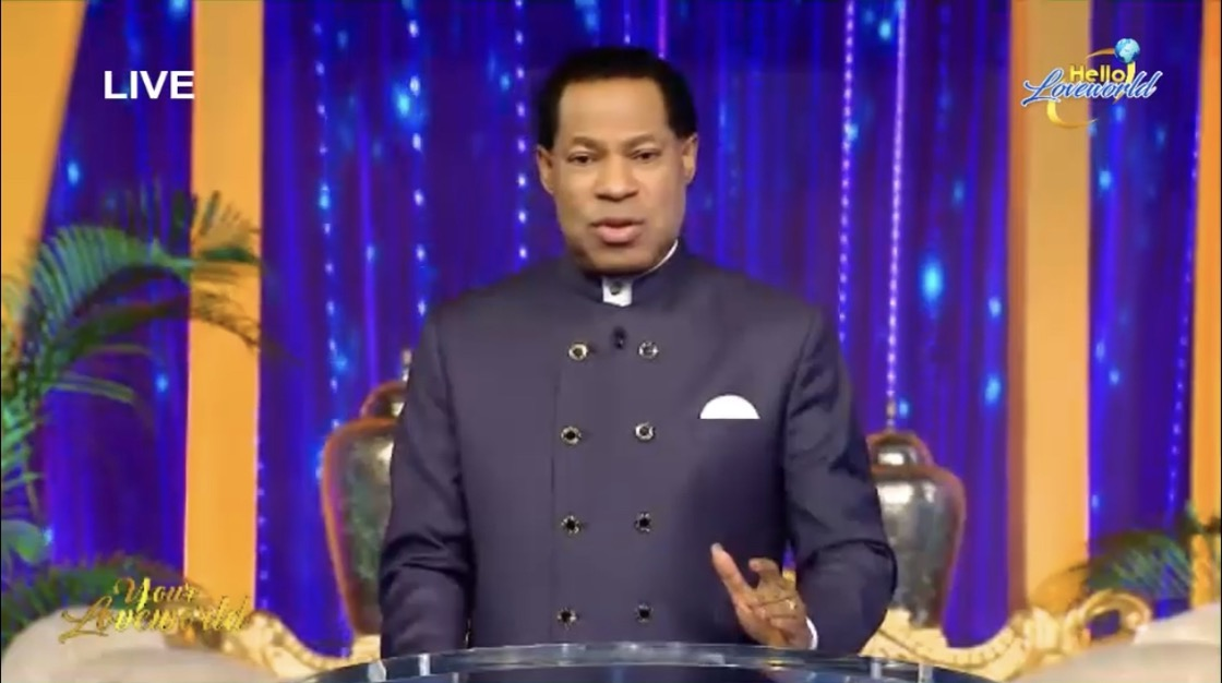 LIVE NOW: YOUR LOVEWORLD SPECIALS