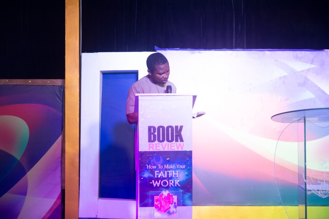 Happening Now! CHURCH 1 Book