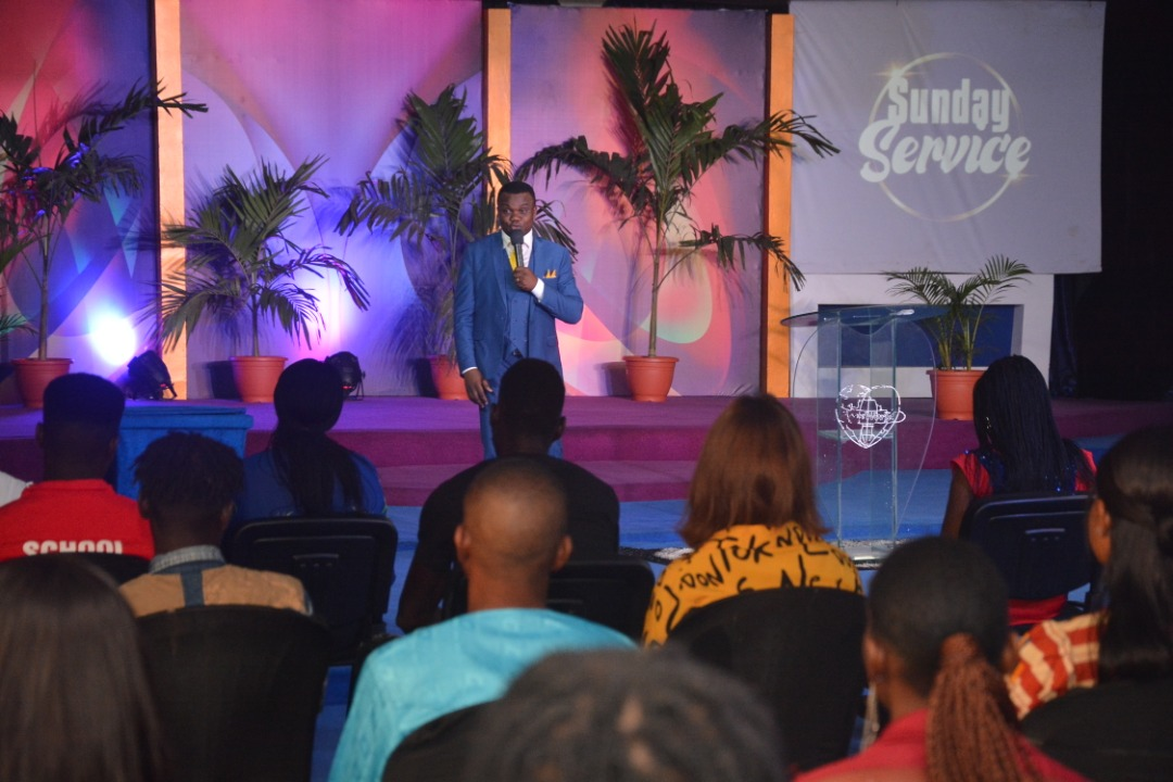 Happening Now! Church 2 Service