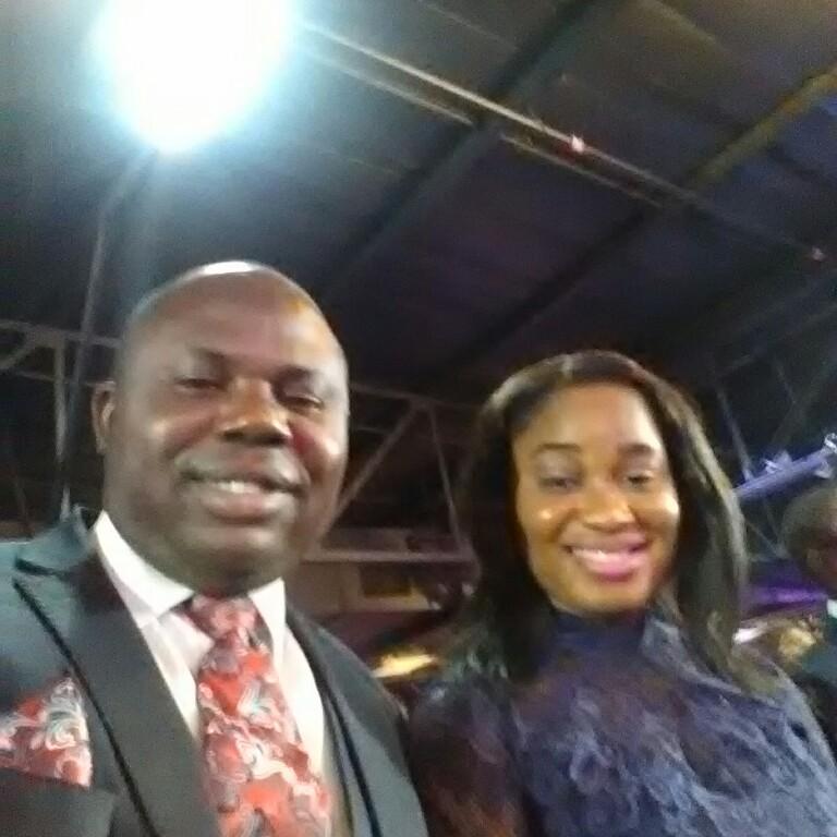 Pastor Charles Sagoh avatar picture