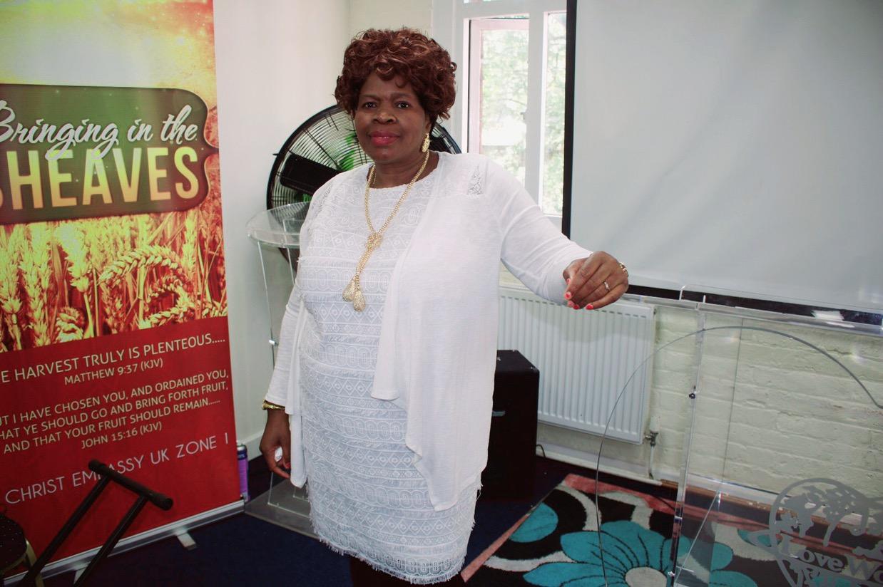 #Pastorsheena #Happybirthday #LWManchester #Ukzo