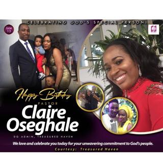 Pastor Claire avatar picture