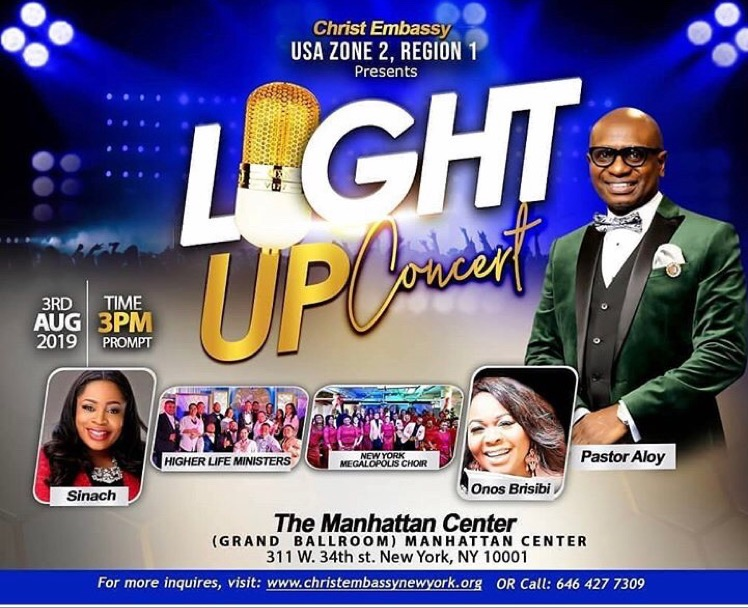 READY! 1,2... Hours!!!! Hallelujah! #LightUpConc