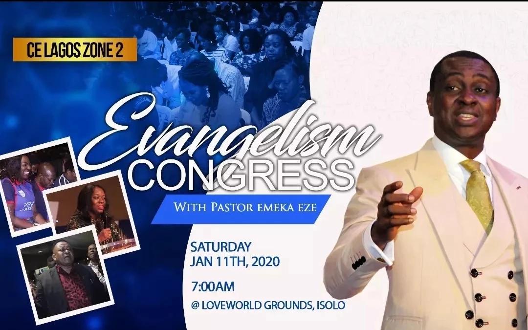 Evangelism Congress 2020 is going