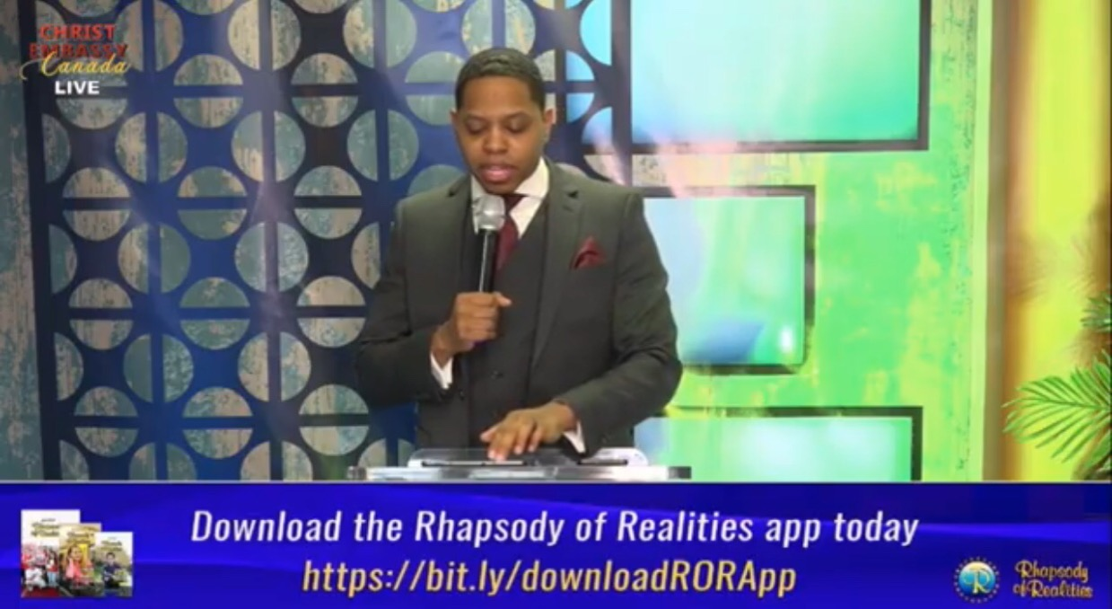 We're Live! Regional Pastor's and
