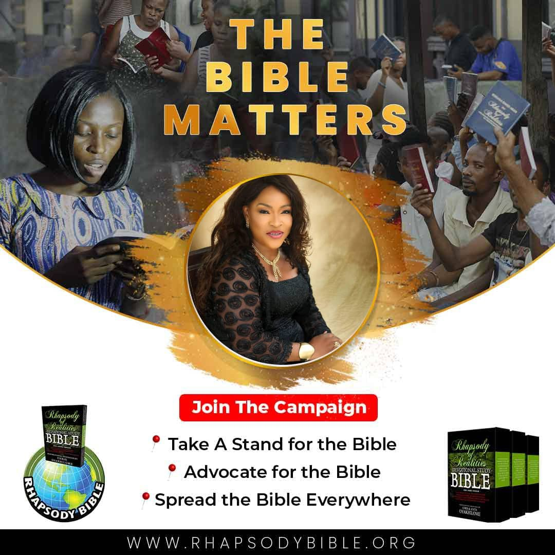THE BIBLE MATTERS #thebiblematters #takeastandfort