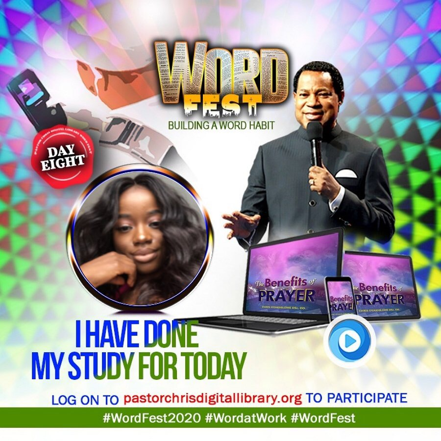 The Holy Ghost doesn't waste