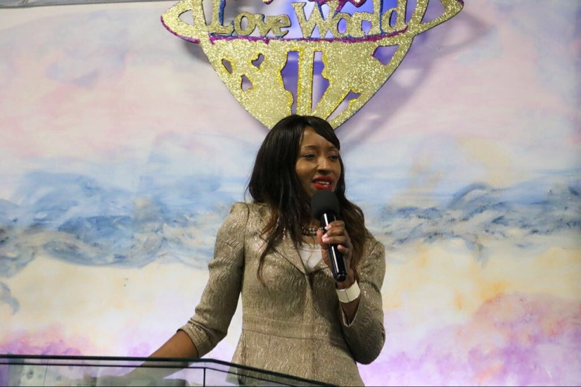 Happy birthday Pastor Gold. Daughter