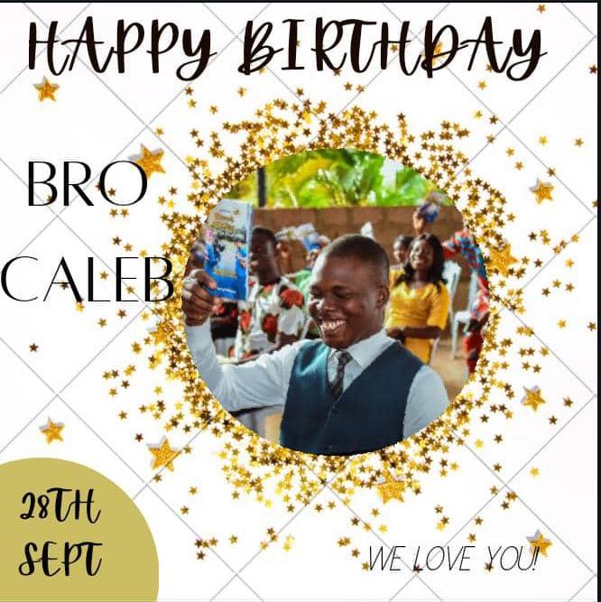 Happy Birthday 💃🏽💃🏽💃🏽💃🏽💃🏽 #BroCaleb #Ce