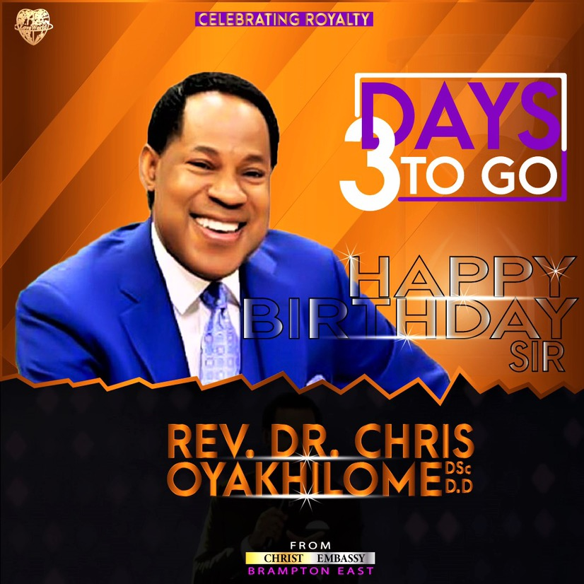 #Celebratingmypastor #countingup #excited